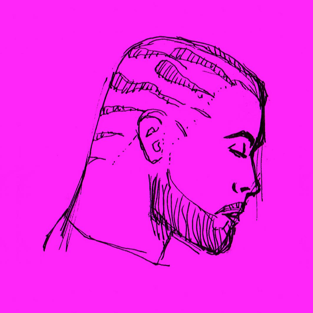 J. Balvin - Arcoiris Balvin sketch 3