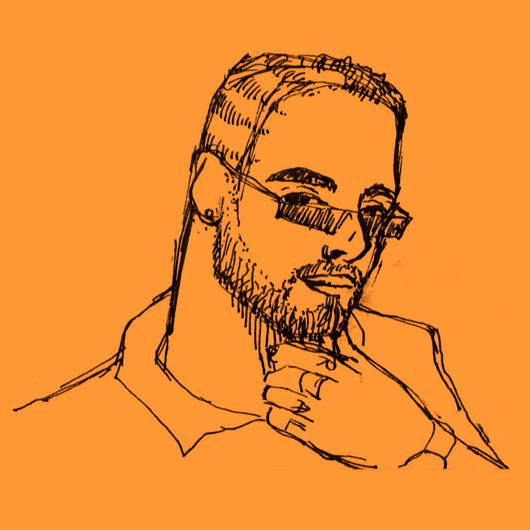 J. Balvin - Arcoiris Balvin sketch 2